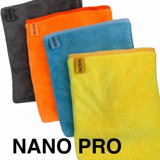 Nano Pro Nanodoeken Nanohandschoen voordeel set