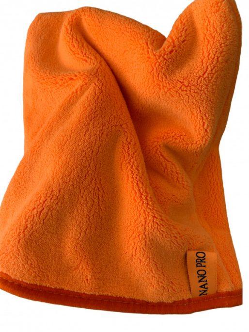 Nanodoekje Nanohandschoen Pro Oranje
