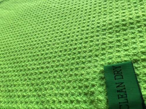 Droogdoek groen in droogdoeken set