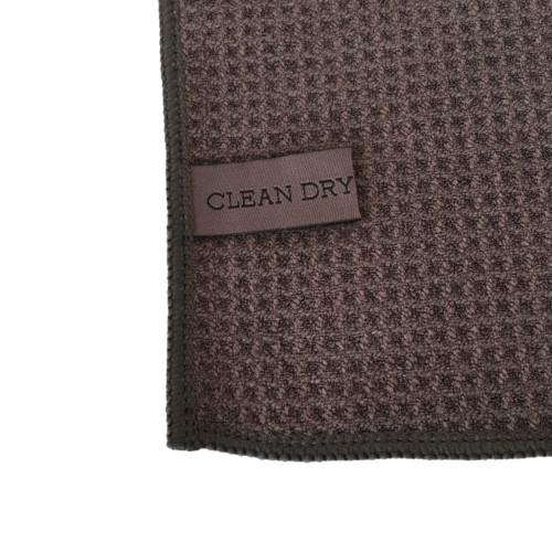 Ramendoeken Droogdoek grijs Clean dry ramen droogdoek. voordeelset ramen wassen met een droogdoek