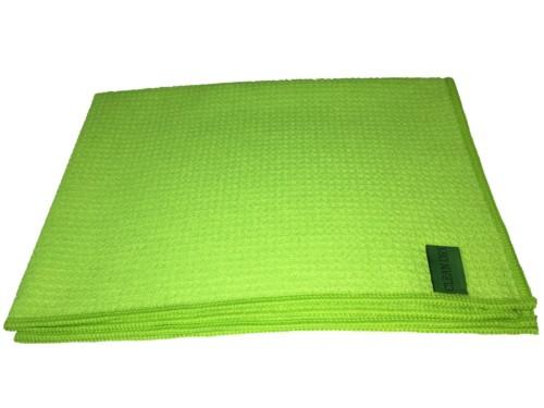 ramen droogdoek groen origineel Clean Dry in combinatie met Fanatic